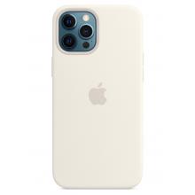Чехол Apple Silicone Case (High Copy) - White (Белый) для iPhone 12 Pro Max