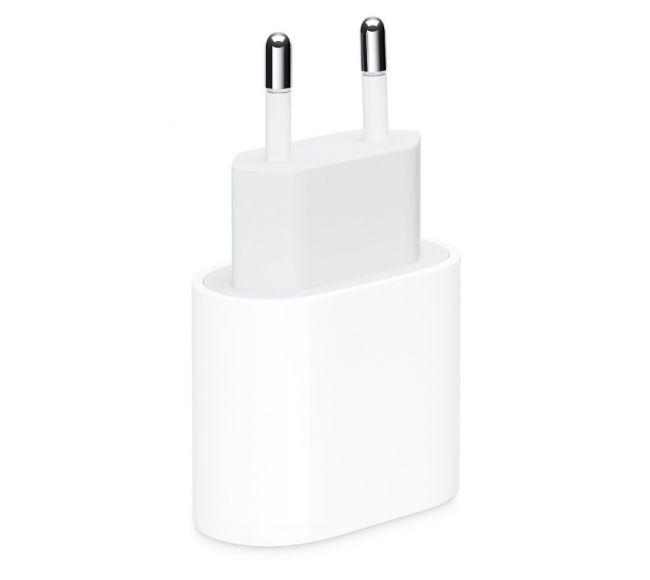 Apple 20W USB-C Power Adapter (MHJE3) White