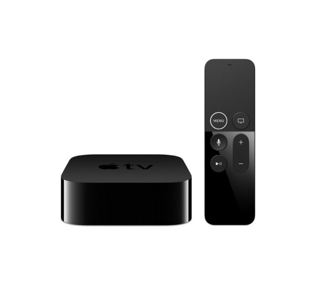 Приставка Smart TV Apple TV 4K 64GB (MP7P2)
