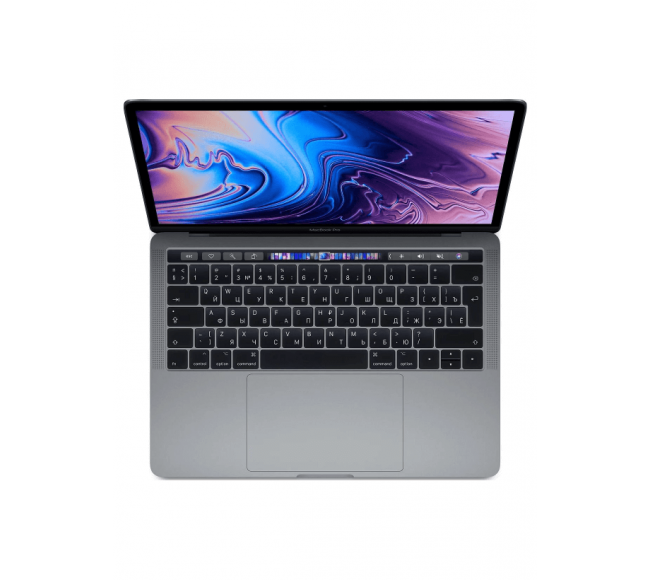 Ноутбук Apple MacBook Pro 13 8/256GB 2019 Space Grey (MUHP2)