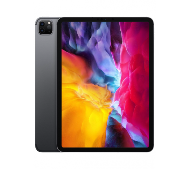 Apple iPad Pro 11 2020 LTE 128GB Space Grey (MY2V2)