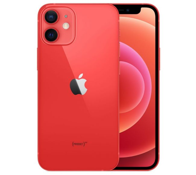 Apple iPhone 12 128GB Product Red (MGJD3)