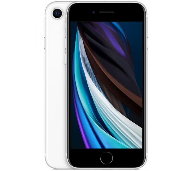 Apple iPhone SE 2020 256GB White (MXVU2)